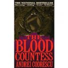 FREE SHIPPING !  The Blood Countess (Mass Market Paperback – August,1996)by Andrei Codrescu
