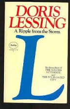 FREE SHIPPING ! A Ripple From the Storm (Paperback-1974) by Doris Lessing