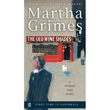 FREE SHIPPING !  The Old Wine Shades (A Richard Jury Mystery) Paperback � 2007 by Martha Grimes