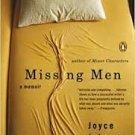 FREE SHIPPING ! Missing Men, A Memoir (Paperback-2005) by Joyce Johnson