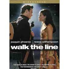 FREE SHIPPING ! Walk The Line (Widescreen Ed. DVD) Starring Joaquin  & Reese Witherspoon
