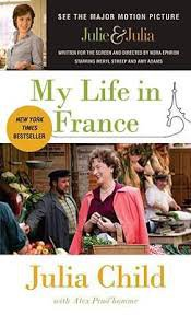 FREE SHIPPING !  My Life in France (Movie Tie-In Edition)  Paperback � 2009 by Julia Child