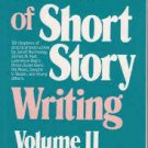 FREE SHIPPING ! The Writer's Digest Handbook of Short Story Writing Vol. 2 (Paperback-1991)