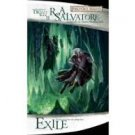 FREE SHIPPING ! Exile (The Legend of Drizzt) Paperback –  2006 by R.A. Salvatore