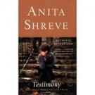 FREE SHIPPING ! Testimony: A Novel (Paperback – 2009) by Anita Shreve