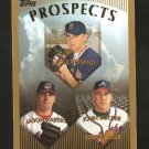 99 Topps Prospects #429 John Rocker Rookie Card  Solid Mint  1999