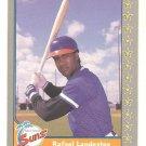 1990 Pacific Trading Cards #60 Raphael ( Rafael ) Landestoy Error Card   90