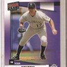 2002 Donruss Fan Club Todd Helton Card #76 Solid NM / MT