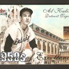 Al Kaline 2001 Fleer Premium Decades Of Excellence 1950s  Card # 16