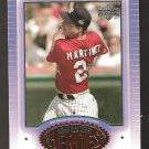 Home Run Derby Heroes Tino Martinez 2001 Upper Deck Card #HD5