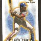 2001 Upper Deck MVP Super Tools Vladimir Guerrero Card # ST9