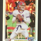 2001 Topps Chrome Refractor /999 Rob Johnson # 13