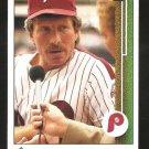 1989 Upper Deck 89 UD Mike Schmidt  # 406  NM/MT Plus