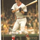 1993 Spectrum Carl Yastrzemski Yaz Diamond Club Promo Card
