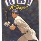 1999 Fleer RBI Kings Derek Jeter Card #18