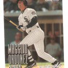 1998 SI Magglio Ordonez World Series Fever Card #131 Sports Illustrated