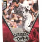 1998 Alex Rodriguez Collectors Choice Premier Power Card #PP18
