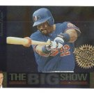 1997 Rondell White UD Collectors Choice The Big Show World Headquarters Edition Card #31