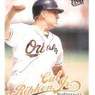 1999 Fleer Ultra Cal Ripken Card # 83