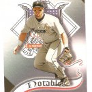 1998 Fleer Ultra Jeff Bagwell Notables Card #6