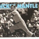 1998 Fleer Mickey Mantle Monumental Moments Card #8