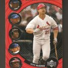 2001 Topps Mark McGwire Superstar Summit Card #SS3