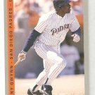 1993 Fleer Tony Gwynn Card #138