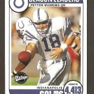 2001 Peyton Manning Upper Deck Vintage Season Leaders Card # 196  MINT