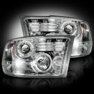 Part # 264270CL - Dodge Ram Projector Headlights 09-12 1500 & 10-12 2500/3500