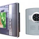 Colour video door phone, night vision, door open function