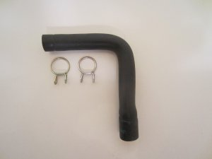 MTD Breather Tube & clamps for 1P65M0 Engine.