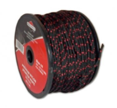 Premium Nylon Starter rope  Size #4.5 - sold by the foot