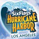 Six Flags Hurricane Harbor Ticket