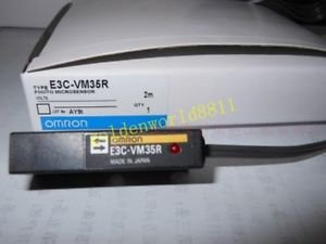 NEW OMRON photoelectric sensor E3C-VM35R good in condition for industry use