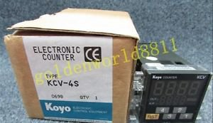 NEW KOYO Counter KCV-4S good in condition for industry use