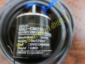 NEW Omron Rotary Encoder E6B2-CWZ3E 10P/R good in condition for industry use