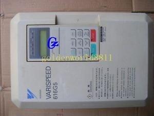 YSAKAWA 616G5 inverter CIMR-G5A25P5 220V 5.5KW for industry use