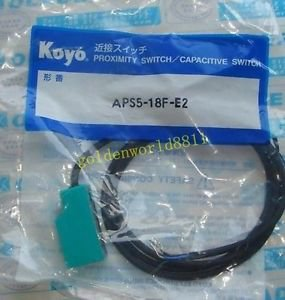 NEW Koyo proximity switch APS5-18F-E2 good in condition for industry use