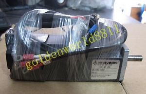 Mitsubishi servo motor HC-MF13B good in condition for industry use