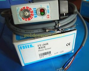 NEW FOTEK FF-06R Photoelectric Switch good in condition for industry use