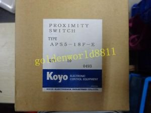 NEW Koyo approach switch APS5-18F-E good in condition for industry use