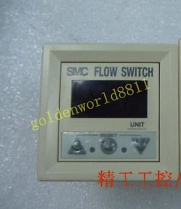SMC flow sensor PF2W300-A-M good in condition for industry use