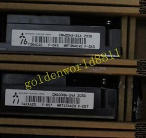 NEW Mitsubishi IGBT module CM400HA-24A good in condition for industry use