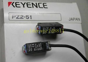 NEW KEYENCE photoelectric switch PZ2-51=(PZ2-51T+PZ2-51R) for industry use