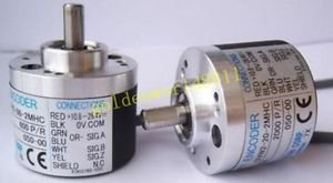 NEW NEMICON encoder HES-25-2D good in condition for industry use