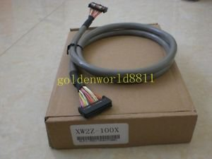 NEW OMRON PLC cable XW2Z-100X good in condition for industry use