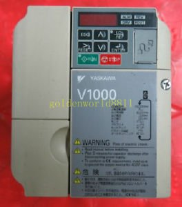 YASKAWA inverter V1000 CIMR-VABA0010BAA 220V 1.5KW for industry use