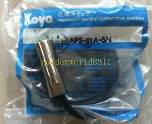 NEW Koyo proximity switch APS-81A-5N good in condition for industry use