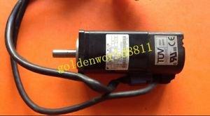 Yaskawa servo motor SGMAH-01AAA61 good in condition for industry use