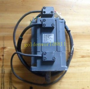 Mitsubishi AC Servo motor HA-FF43b good in condition for industry use